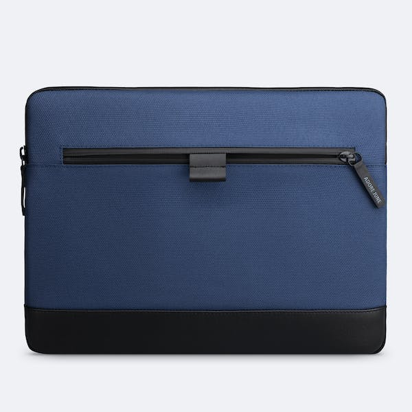 Image 7 of Adore June Bent Premium Sleeve for Apple iPad Pro 12.9 Color Blue