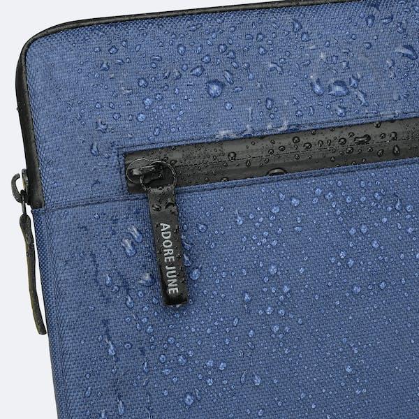 Bild 5 von Adore June Premium Hülle Bent für Samsung Galaxy Tab S7 Plus in Farbe Blau