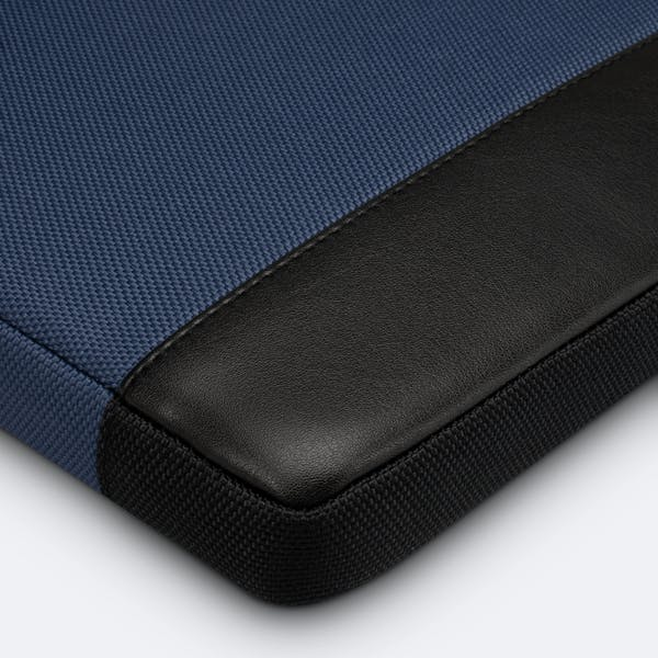 Image 8 of Adore June Bent Premium Sleeve for Samsung Galaxy Tab S7 Plus Color Blue