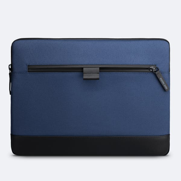 Image 7 of Adore June Bent Premium Sleeve for Microsoft Surface Pro 7 and Pro 7 Plus Color Blue