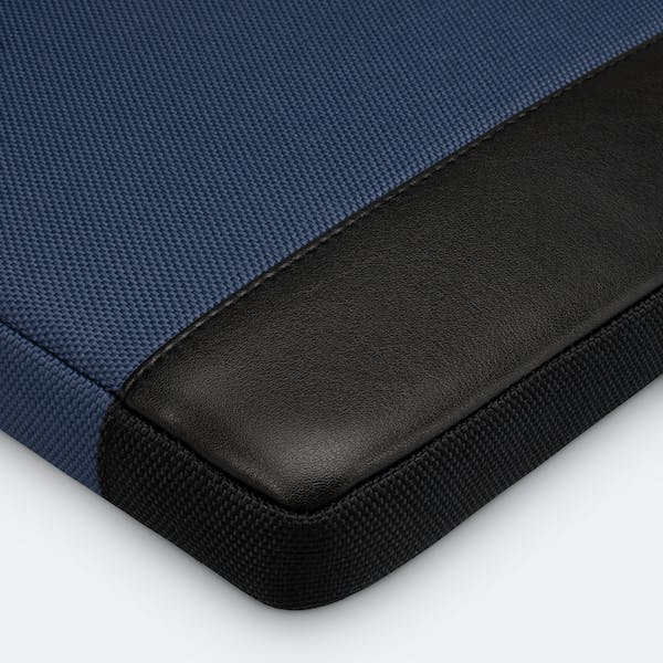 Image 8 of Adore June Bent Premium Sleeve for Microsoft Surface Pro 7 and Pro 7 Plus Color Blue