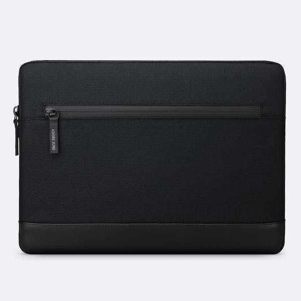 Image 4 of Adore June Bent Premium Sleeve for Microsoft Surface Go And Surface Go 2 Color Black