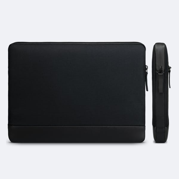 Image 6 of Adore June Bent Premium Sleeve for Microsoft Surface Go And Surface Go 2 Color Black