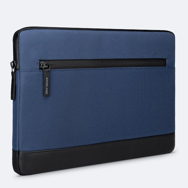 Image 1 of Adore June 16 Inch MacBook Case Bent for Apple MacBook Pro 16 Color Blue