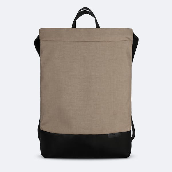 Image 2 of Adore June Backpack Tote Teo Color Camel